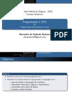 P2 02 Programacao Estruturada Java 01