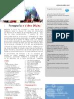 Curso Fotografía y Vídeo Digital