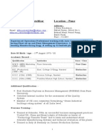 Abhijeet Resume