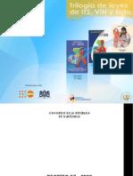 Trilogia de Leyes.pdf VIH