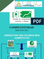 Seminario en Competitividad