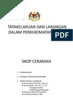 155_tatakelakuan Dan Larangan Dalam Perkhidmatan Awam