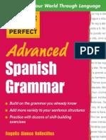 Advanced Spanish Grammar