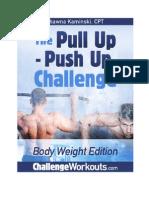 Pull Up Push Up Challenge