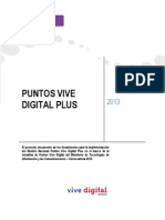 Anexo Tecnico Ejecutor Pvd Plus