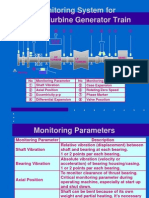 Vibration Monitoring System for Steam Turbine