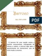 Slaide Barroco
