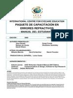 Refractive Error Manual ES