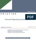 CFA 1 Financial Reporting & Accounting