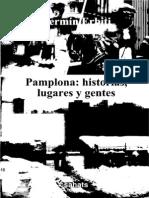 Erbiti, Fermin - Pamplona, Historias, Lugares y Gentes