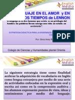 Ed Lenguajeamor