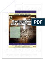 Earthquakes and Their Causes