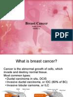 Breast Cancer Presentation