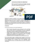 Sistema de Inyeccion Electronica de Combustible
