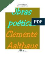 Obras poéticas