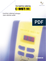 Brochure FX951