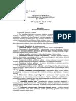Lietuvos Respublikos visuomenės sveikatos priežiūros įstatymas