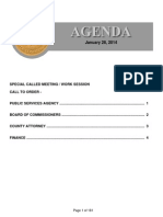 Agenda  1-28-2014