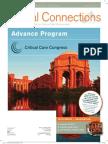 Congress-Advance-Program Sccm 2014 San Francisco