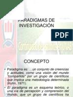 """PARADIGMAS+DE+INVESTIGACIÃ""""N"""