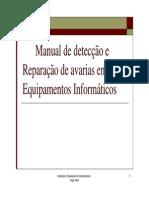 Manual de  Reparação de PC Copy
