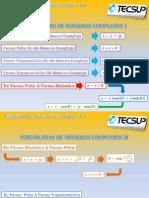 Formulario De Números Complejos