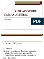 DIREITO+DAS+COISAS+18ª+aula+-+usufruto