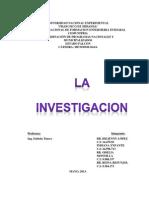 Investigacion CientificaL