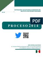 Cinvestav Proceso 2014.