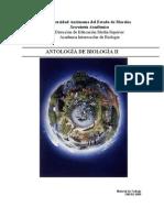 Antologia de Biologia III
