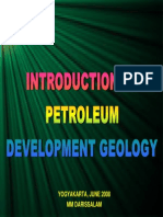 Petroleum Development Geology 010_introduction