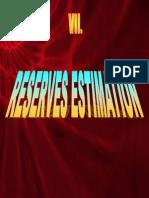 Petroleum Development Geology 070_reserves Estimate