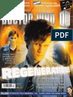 Doctor Who Magazine 462
