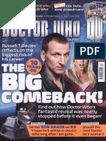 Doctor Who Magazine 463