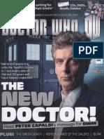Doctor Who Magazine 464