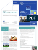 IIM Kolkata-EPSM Brochure