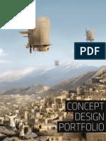 Concept Design Portfolio