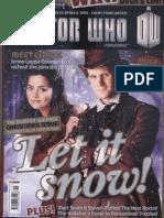 Doctor Who Magazine 455