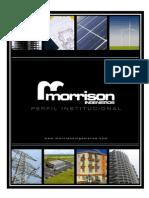 Perfil Morrison Ingenieros en Espanol