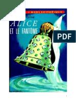 Caroline Quine Alice Roy 23 IB Alice Et Le Fantome 1946