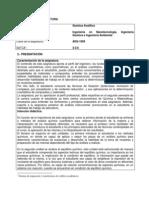 AE-59 Quimica Analitica