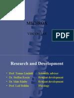 Medirox Presentation PLB