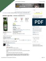 Heineken Lager Beer - Heineken Nederland B.v. - Zoeterwoude, Netherlands - BeerAdvocate
