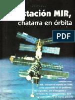 Estación MIR, chatarra en órbita