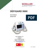 Defigard 5000_service Manual