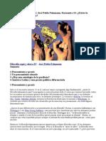 Filosofía aquí y ahora IV. José Pablo Feinmann. Encuentro 13 ¿Existe la filosofía latinoamericana