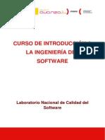Curso de Introduccion a La Ingenieria Del Software