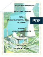 Proyecto Energia Nuclear