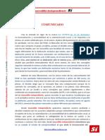 Comunicado Prensa 3