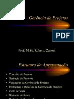 Gerencia de Projetos